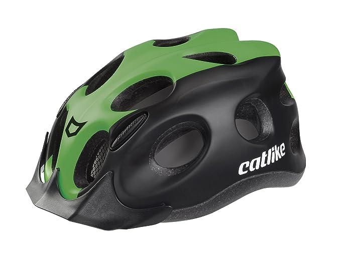 Catlike Tiko MT CV Casco de Ciclismo, Unisex Adulto, Negro (Black/Blue Matt), Talla Única: Amazon.es: Deportes y aire libre