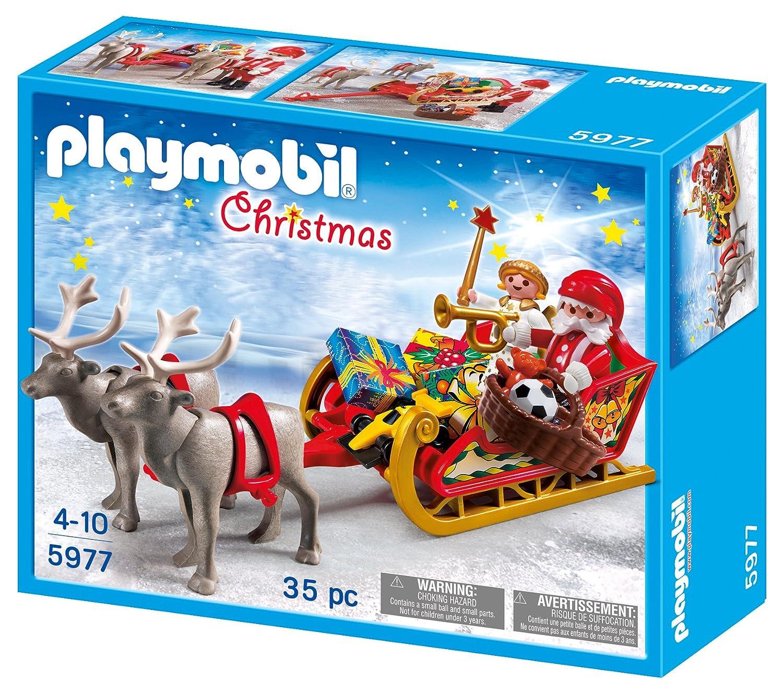 PLAYMOBIL Santas Sleigh