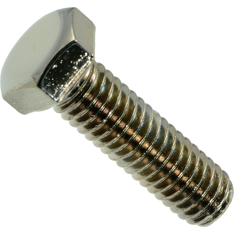 Piece-5 Hard-to-Find Fastener 014973436858 Hex Cap Screws 3//8-16 x 1-1//4