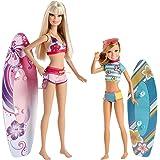 Barbie - Pack de 2 muñecas hermanas, Barbie y Stacie (Mattel CBR15)