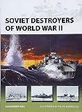 Soviet Destroyers of World War II (New Vanguard)