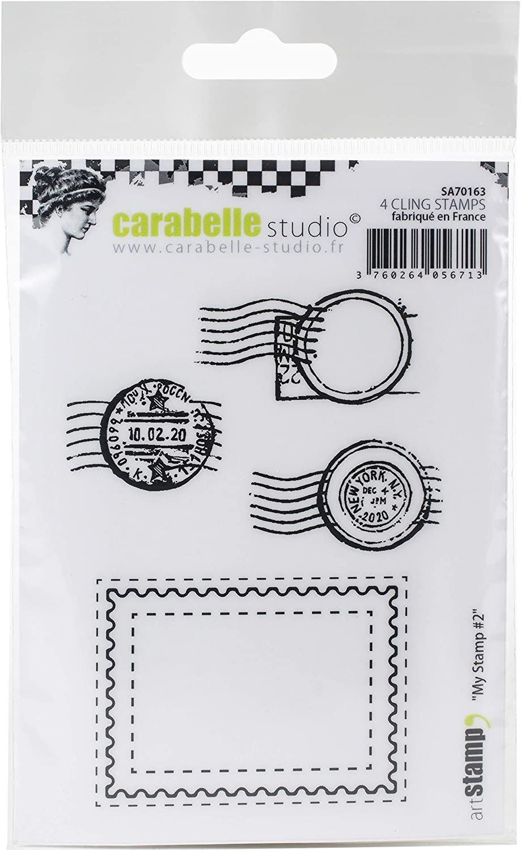 CARABELLE STUDIO CLING, Stamp #2