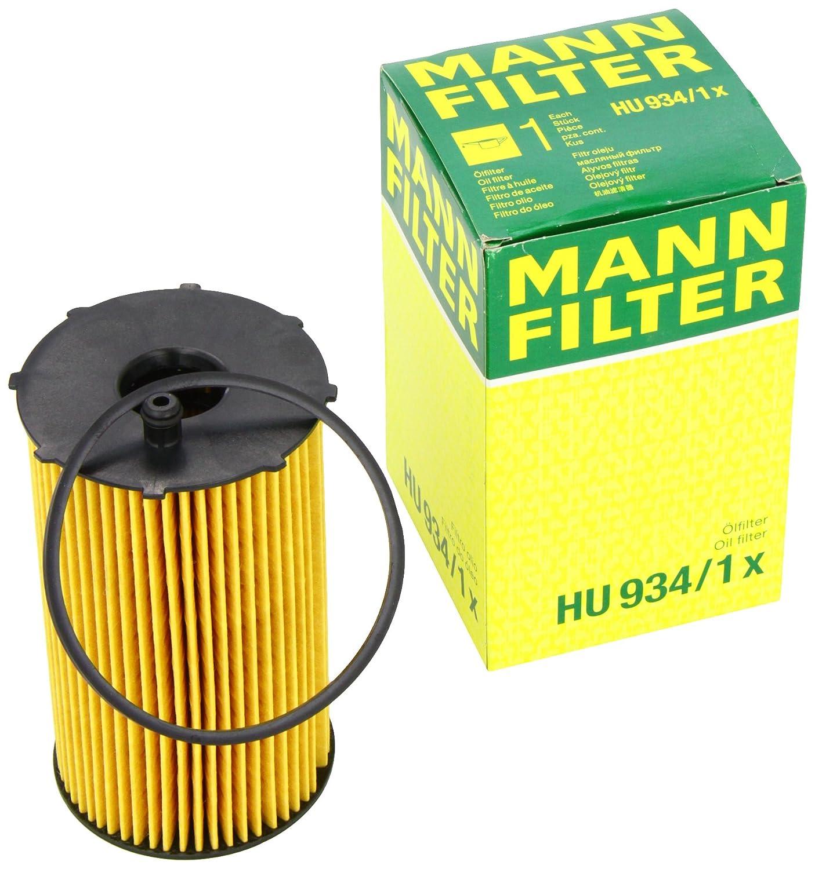 MANN-FILTER Kraftstofffilter PU937x für CITROËN PEUGEOT
