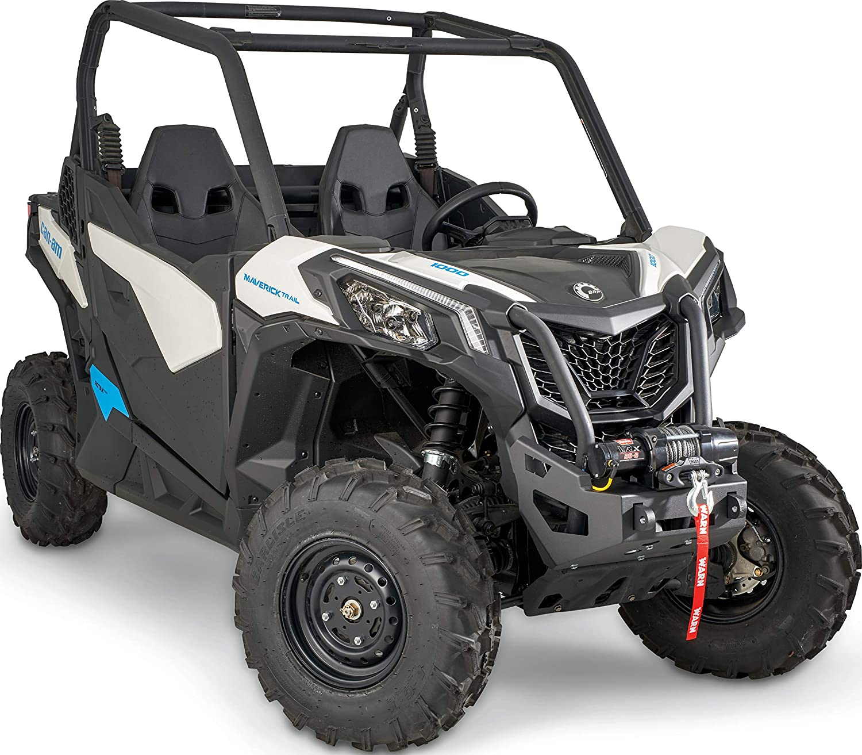 WARN 102506 Can-Am Maverick Sport and Trail UTV Front Bumper 2018-2019