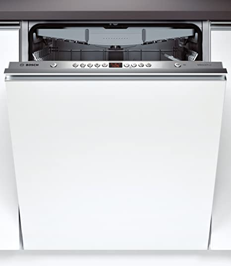 Bosch SMV58M00EP lavavajilla Totalmente integrado - Lavavajillas ...