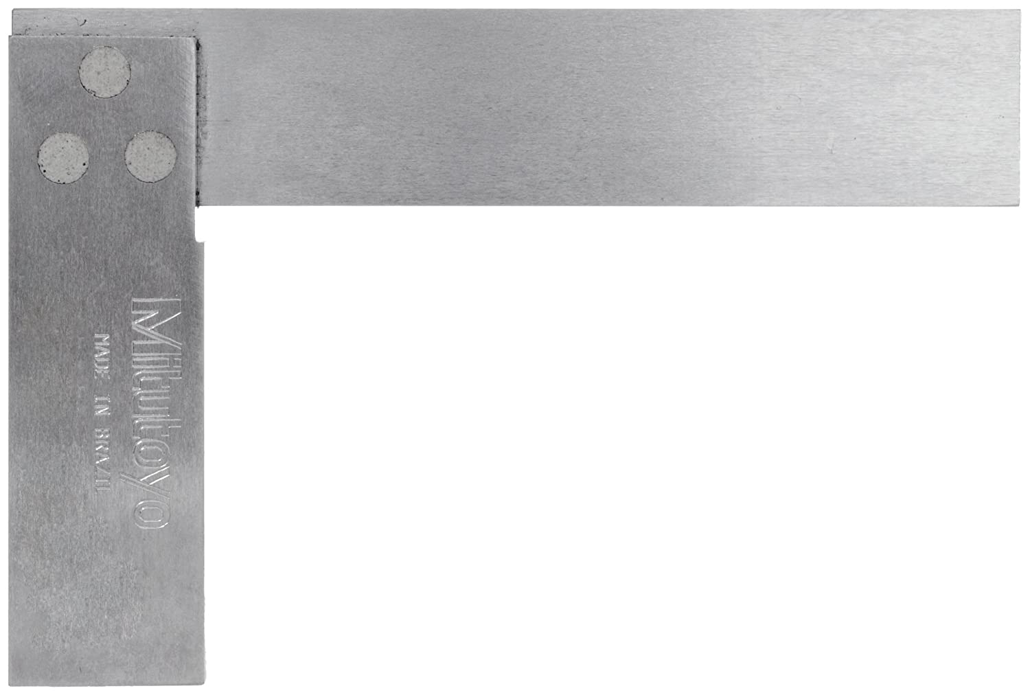 """SHARS 3/"""" x 2/"""" Hardened Precision Steel Squares Straight"""