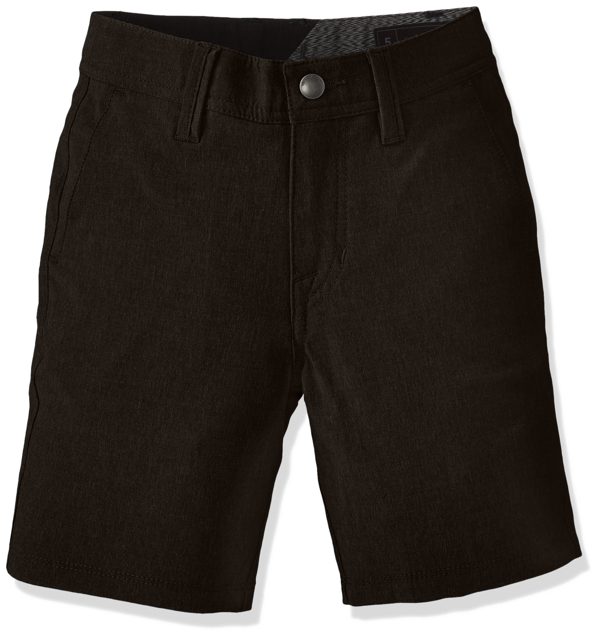 Volcom Baby Little Kid Boys Frickin SNT Hybrid Static Short Youth, Black Out, 2T