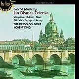 Zelenka: Sacred Music (Hyperion: CDH55424)