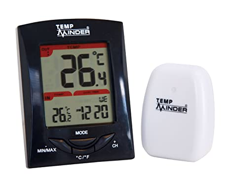 Tempminder Wireless Thermometer Instructions Wire Center