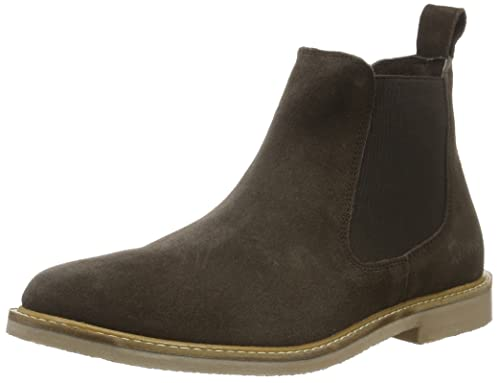Womens Tyga Ankle Boots, Blue Kickers