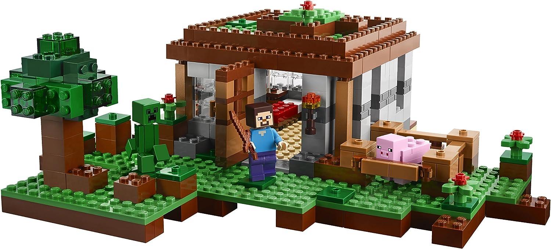 LEGO Minecraft 10 The First Night