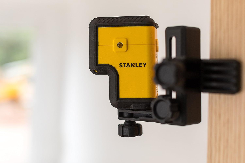 Stanley STHT77503-1 30 m Nivel l/áser SPL3 de 3 puntos