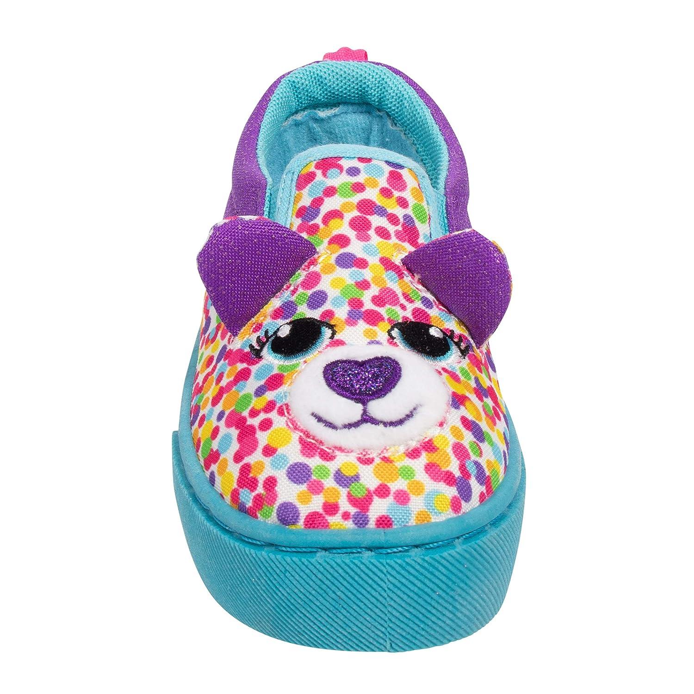Build A Bear 3D Rainbow Leopard Girl Shoes