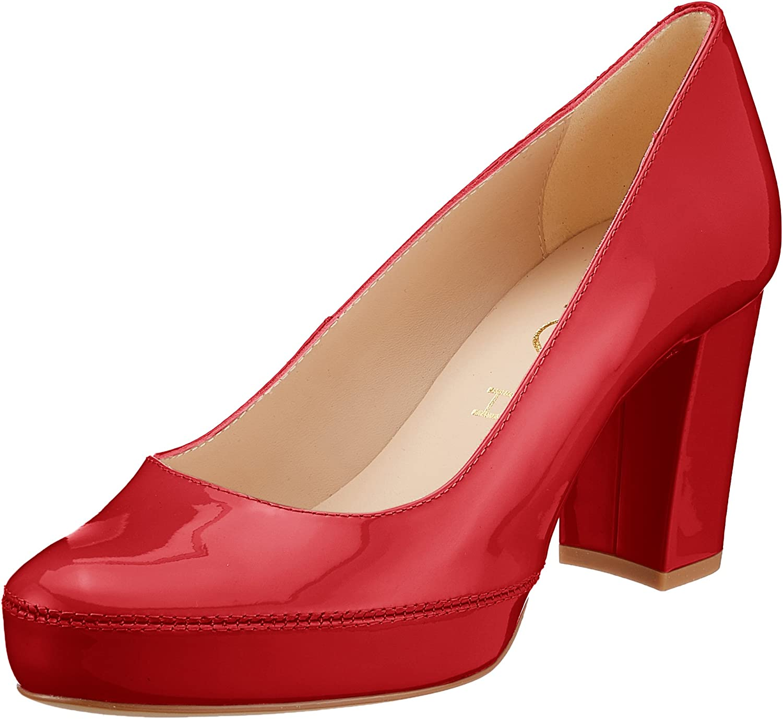 TALLA 37 EU. Unisa Numar_18_pa, Zapatos de Tacón para Mujer