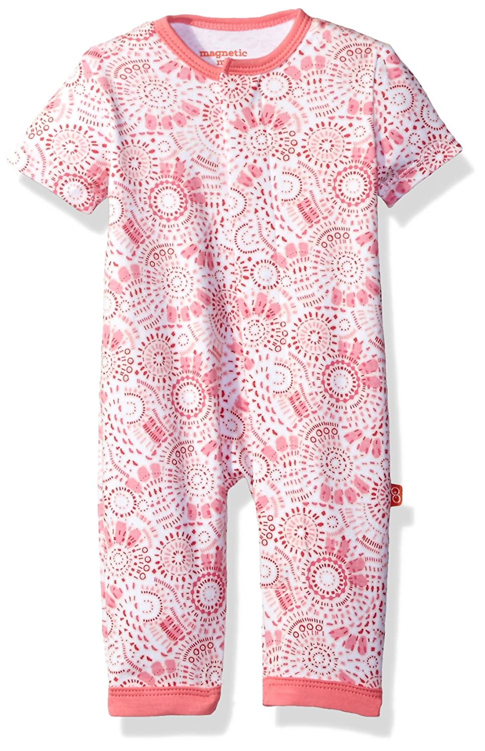 Magnificent Baby Baby Boys Magnetic Coverall