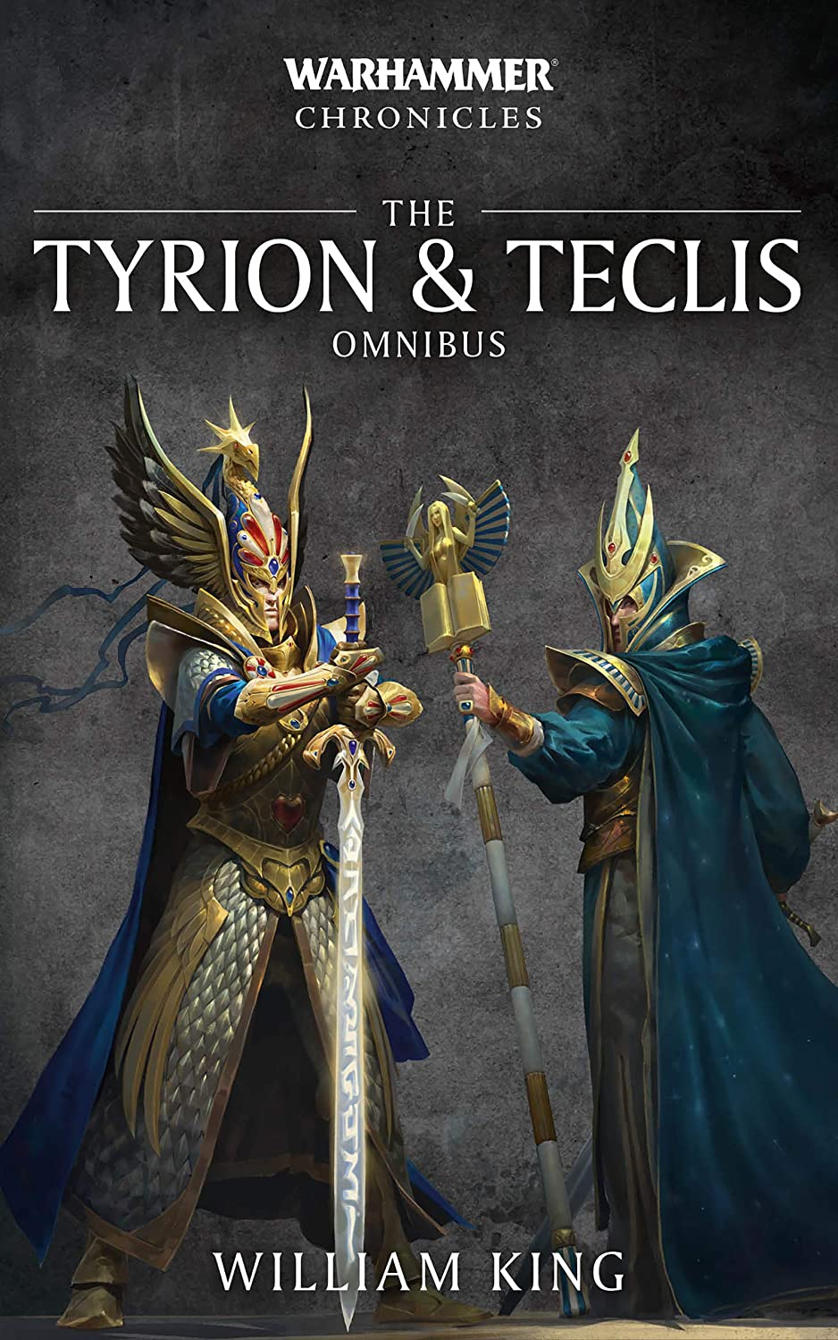 The Tyrion and Teclis Omnibus (Warhammer Chronicles) (English ...