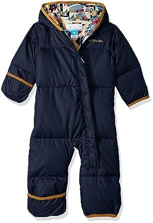 0c610b97ab0 Amazon.com  Columbia Baby Snuggly Bunny Bunting - Unisex  Clothing