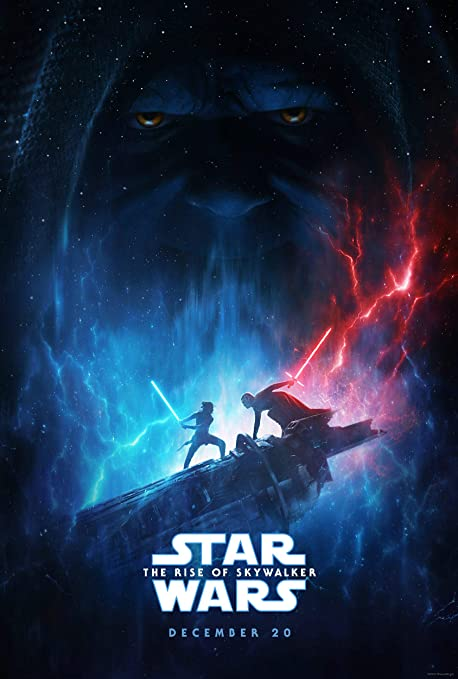 Image result for star wars the rise of skywalker movie poster