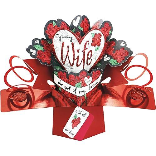 Valentine S Day Cards Amazon Co Uk