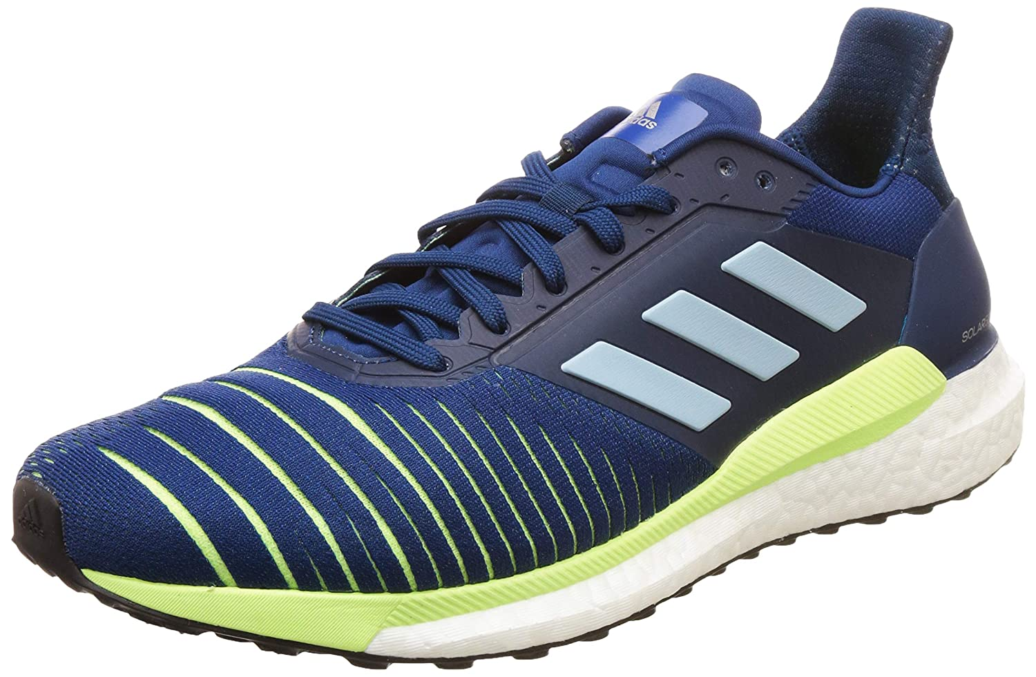 reputable site 9ee79 9b3d6 Amazon.com   adidas Solar Glide Running Shoes - SS19   Running