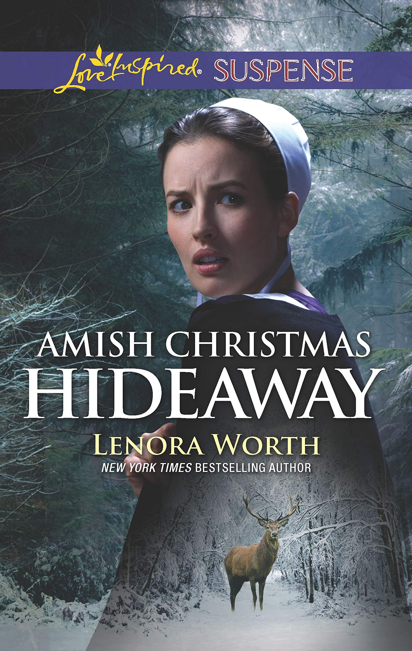 Amish Christmas Hideaway  Love Inspired Suspense   English Edition