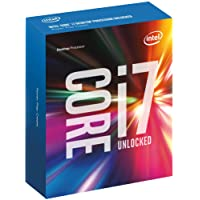 Intel Core I7-6700K Processor (4 GHz, 8 M Cache, LGA1151)