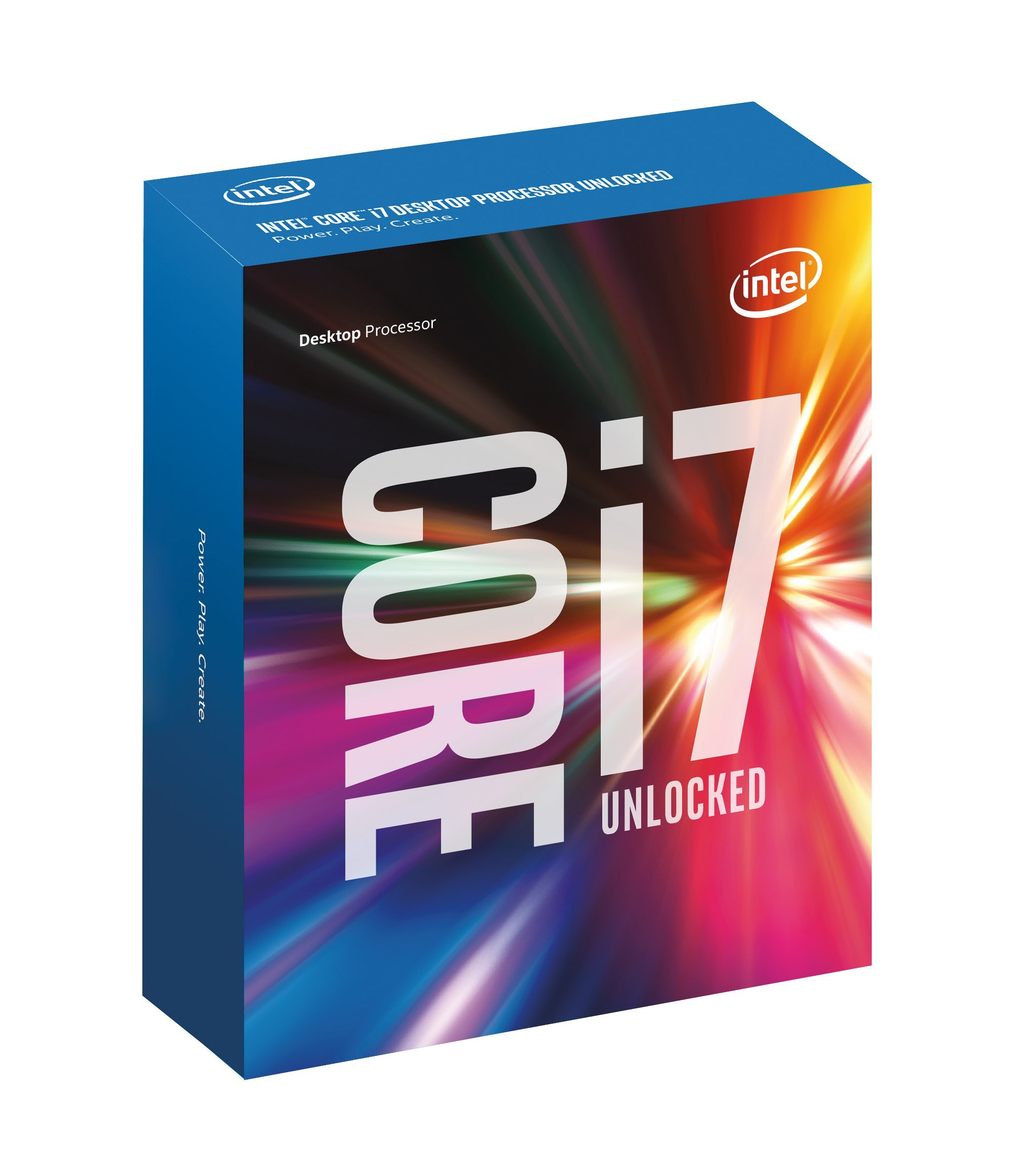 Intel Core i7 6700K 4.00 GHz Unlocked Quad Core Skylake Desktop Processor, Socket LGA 1151 [BX80662I76700K] by Intel
