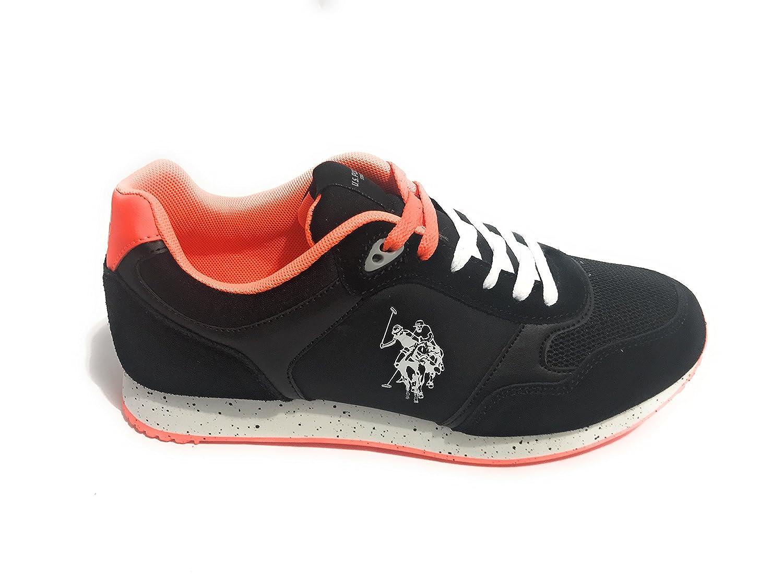 U.S. Polo Sneaker FLASH4060S8_LT1 Hombre 41 EU|Beige