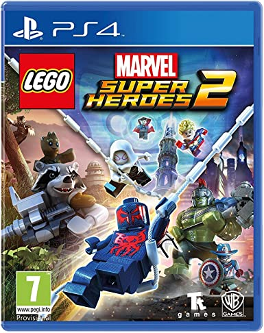 Warner Bros LEGO Marvel Super Heroes 2 Básico PlayStation 4 vídeo ...