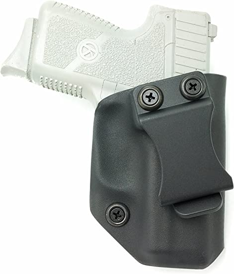 MADE IN USA Kimber Solo CarryIWB Conceal Shirt Tuck Holster w// Sweat Guard