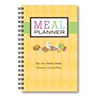 Meal Planner (Yellow)