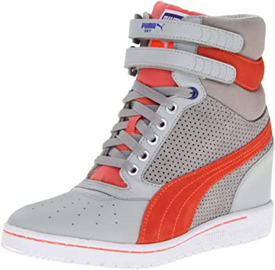 416dadb2536 Puma Women s Sky Wedge Fashion Sneaker