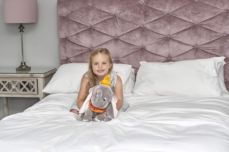 35 cm Color Gris Peluche de Elefante Disney 37277 Dumbo