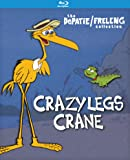 Crazylegs Crane (16 Cartoons) [Blu-ray]