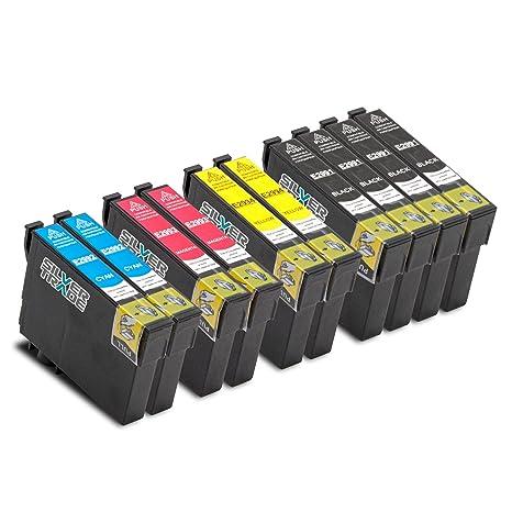 Cartuchos de tinta, compatibles con Epson T29XL, con Chip ...