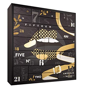 Amorelie Weihnachtskalender.Amorelie Luxury Advent Calendar 2019 For Adult Couples With