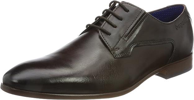 TALLA 41 EU. bugatti 312419011100, Zapatos de Cordones Derby Hombre