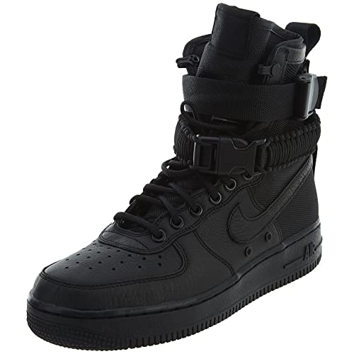 Women's Boots 857872 1 Nike Force SF BlackBlackBlack 002 Air c5Kul13TFJ