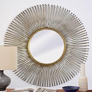 Flourish Concepts Sunburst Mirror