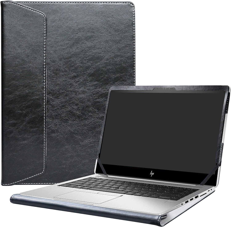 "Alapmk Protective Case Cover For 14"" HP EliteBook 840 G5 G6/EliteBook 745 G5 G6/ZBook 14u G5 G6 Laptop(Note:Not fit EliteBook 840 745 G4 G3 G2 G1/ZBook 14u G4/ZBook 14 G2/ZBook 14 G1),Black"