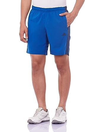 adidas Herren Shorts Cool 365 SH WV, Blau, XS, 4056561900767