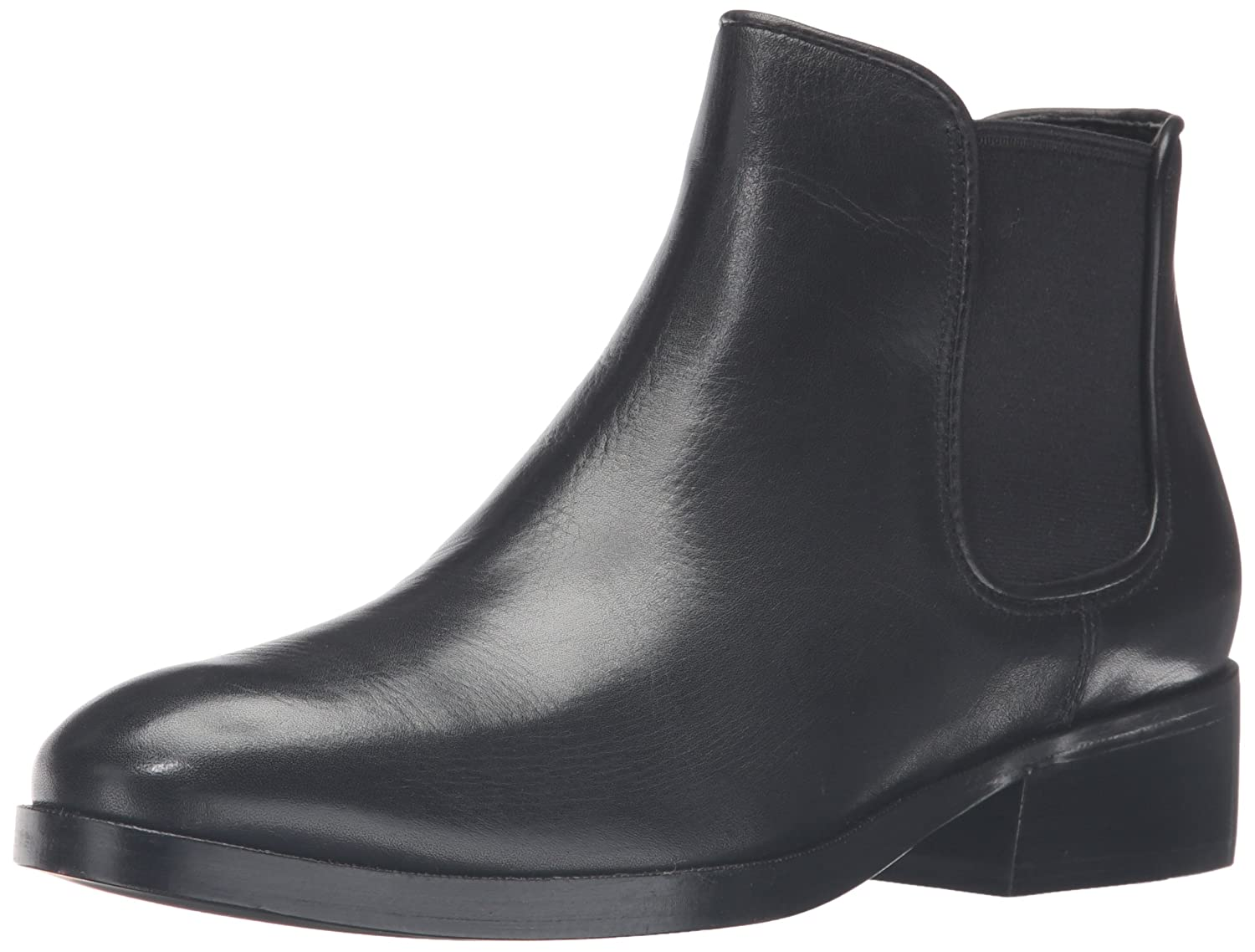Cole Boots Haan Women's Ferri Bootie Chelsea Boots Cole B01FX499YU 8 M US|Black Leather 84ce16