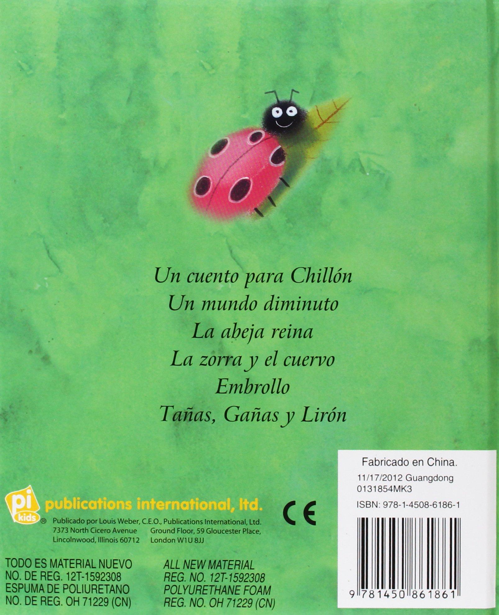 ME LEES UN CUENTO: PUBLICATIONS INTERNATIONAL (PIKIDS): 9781450861861: Amazon.com: Books