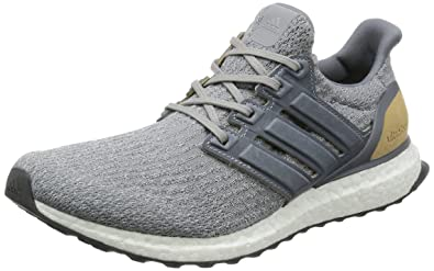 65a05c64c0c8 Adidas Ultra Boost 3.0 Limited Edition Grey Leather Cage  Amazon.co ...