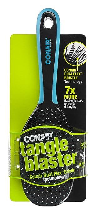 Amazon.com: Conair Tangle Blaster cepillo para polvo ...