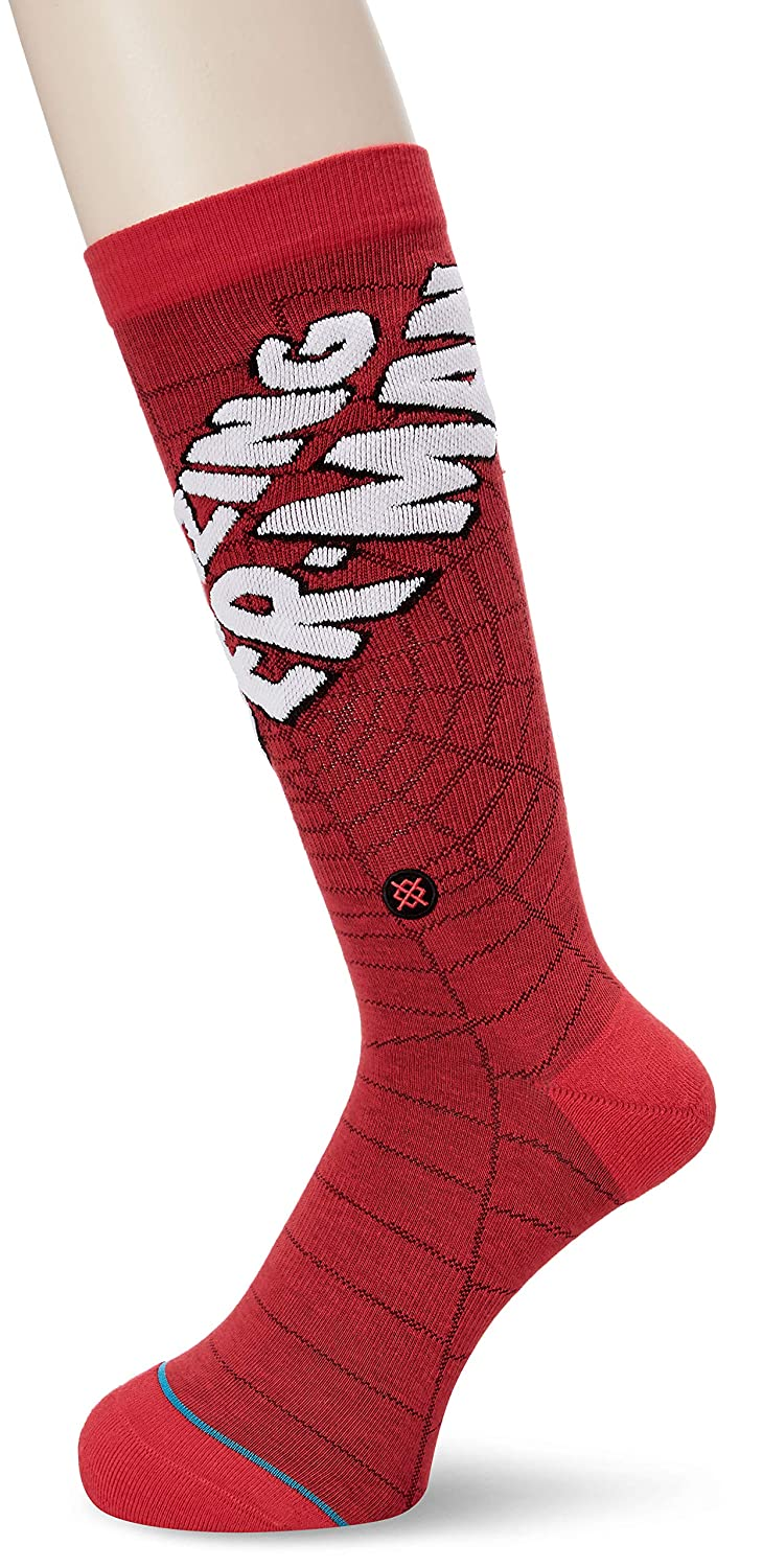 Red Stance Amazing Spiderman Socks