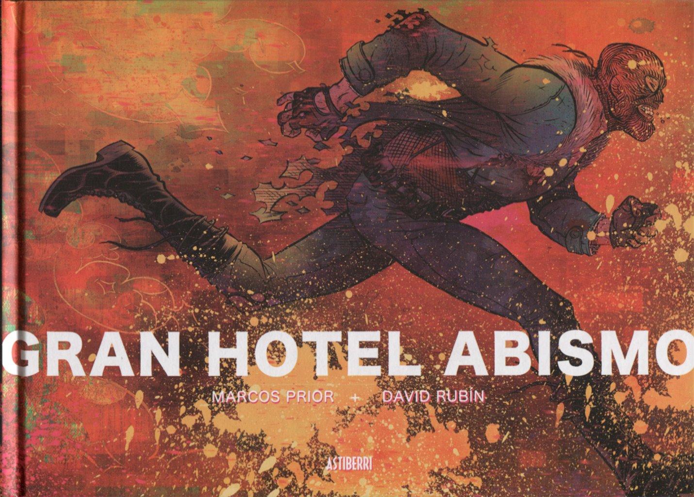Gran Hotel Abismo (Sillón Orejero): Amazon.es: Rubín, David, Prior ...