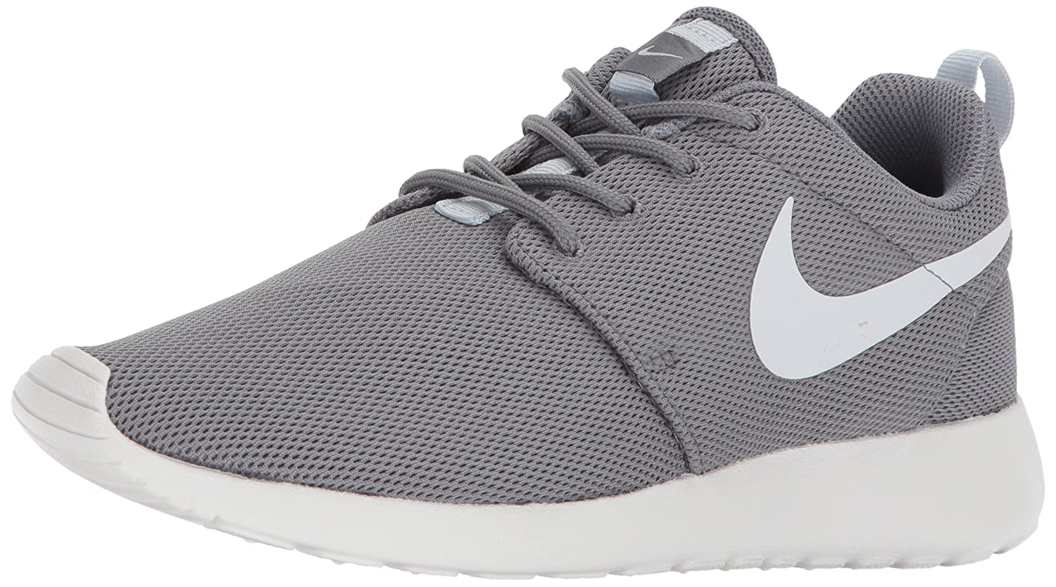 new products 805f1 e973c Amazon.com   Nike Womens Roshe One Running Shoes (7.5 B(M) US)(Cool Grey Summit  White Pure Platinum)   Road Running