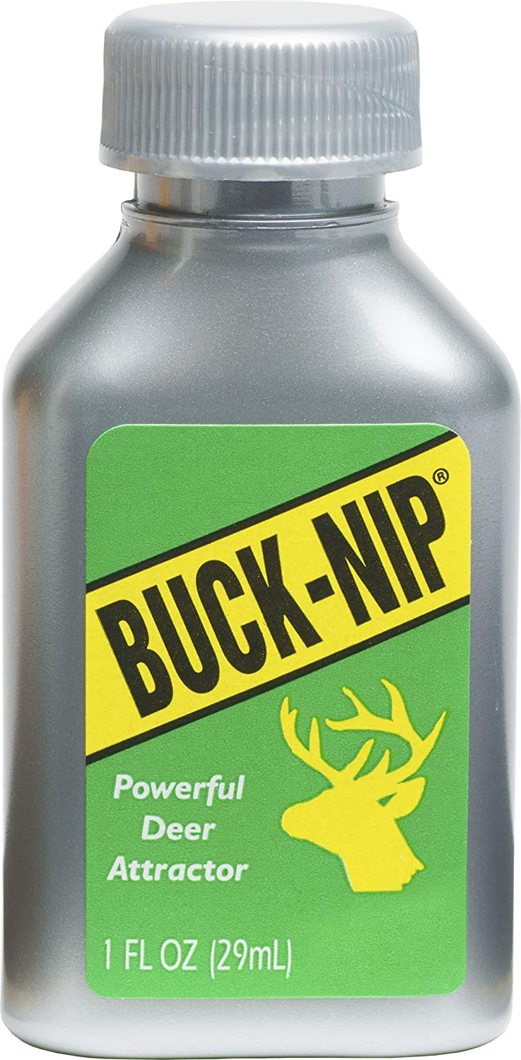 Wildlife Research 320 Buck-Nip Whitetail Deer Attractor (1-Fluid Ounce)