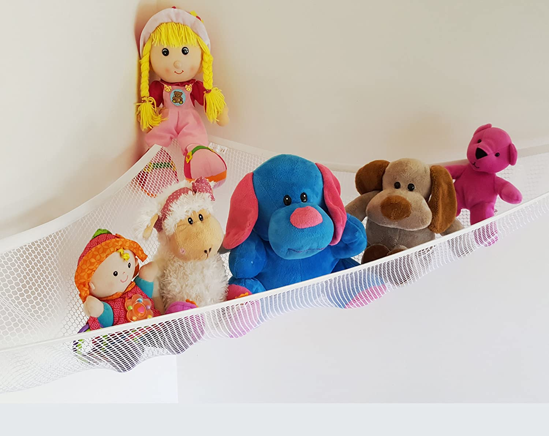 Stuffed Animal Hammock Tidy Toys Easily Deluxe Toy Hammock